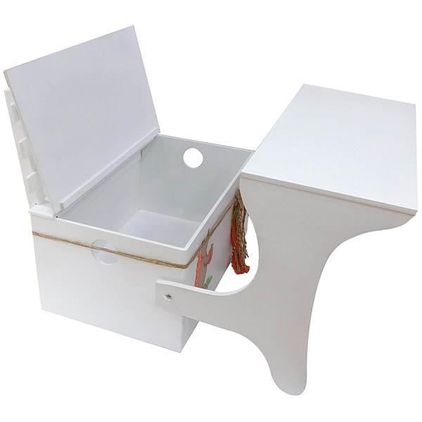 Κουτί βάπτισης ζωάκια 5